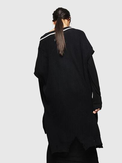 Diesel - M-LEADER, Black - Knitwear - Image 2