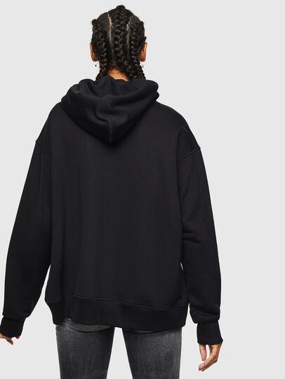 Diesel - F-LUDO, Black - Sweaters - Image 2