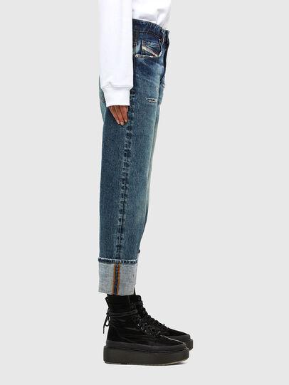 Diesel - D-Reggy 0079P, Dark Blue - Jeans - Image 4