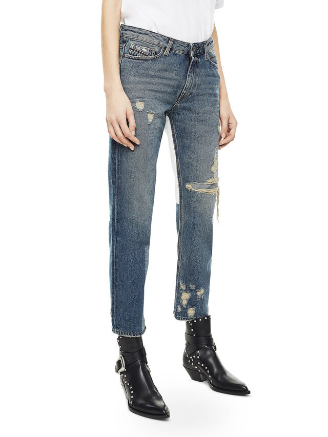 Diesel - TYPE-1820, Medium blue - Jeans - Image 5