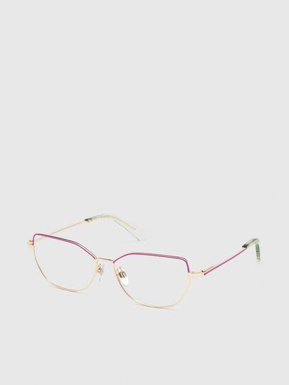Diesel - DL5355, Pink - Eyeglasses - Image 2