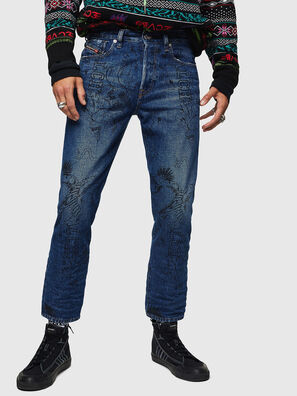 Mharky 0078S, Medium blue - Jeans