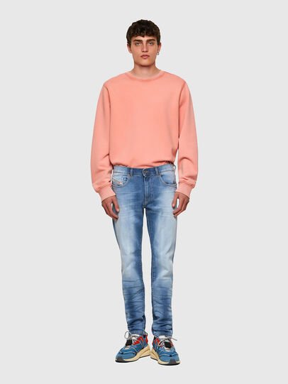Diesel - D-Strukt 009NF, Light Blue - Jeans - Image 5
