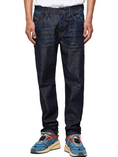 Diesel - D-Fining 09A20, Dark Blue - Jeans - Image 1
