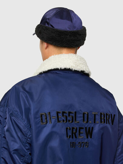 Diesel - J-LEANDER, Blue - Winter Jackets - Image 5