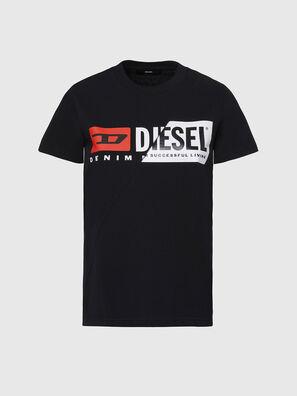 T-SILY-CUTY, Black - T-Shirts