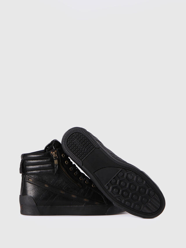 Diesel - D-STRING PLUS, Black - Sneakers - Image 4