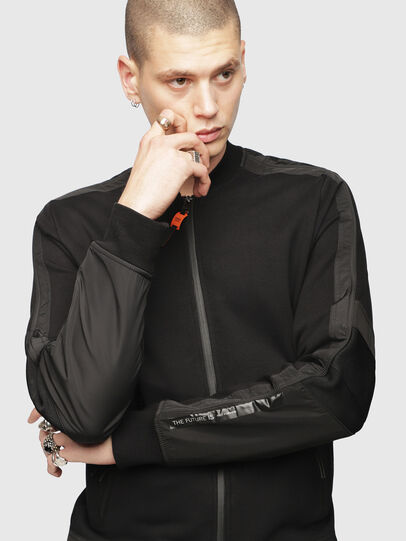 Diesel - S-ISAO-SW,  - Jackets - Image 2