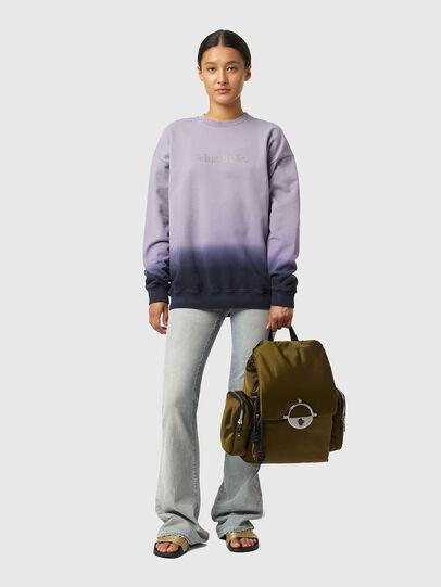 Diesel - S-MART-B4, Blue/Violet - Sweaters - Image 8