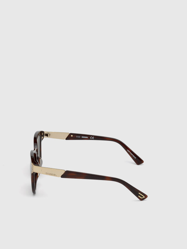 Diesel - DL0234, Brown - Eyewear - Image 3