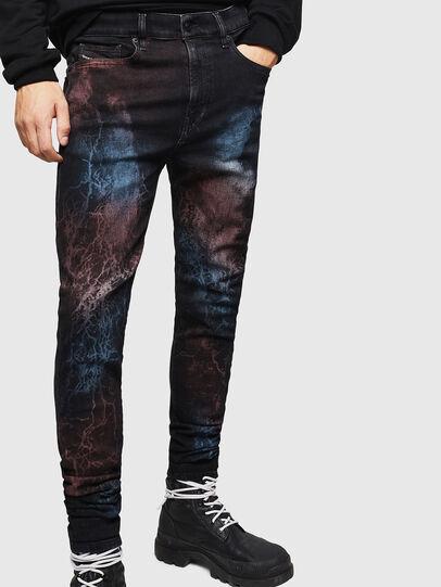 Diesel - D-Amny 0093D, Black/Dark grey - Jeans - Image 3