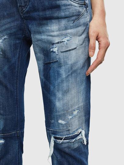 Diesel - Fayza JoggJeans 0099S,  - Jeans - Image 4