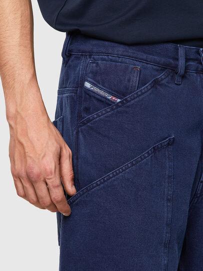 Diesel - D-Franky 0EEAX, Medium blue - Jeans - Image 3