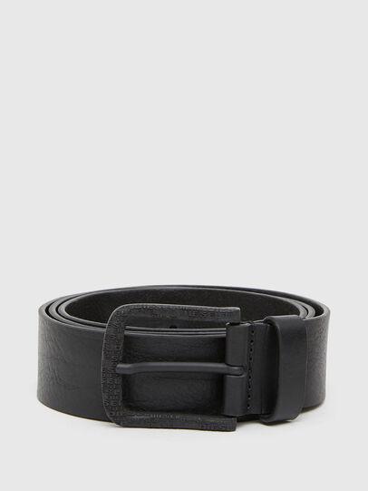 Diesel - B-DACO, Black - Belts - Image 1