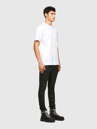 Diesel - T-JUST-A31, White - T-Shirts - Image 5