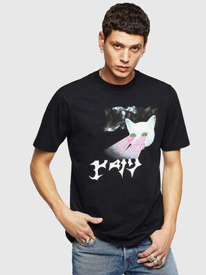 T-JUST-B26, Black - T-Shirts