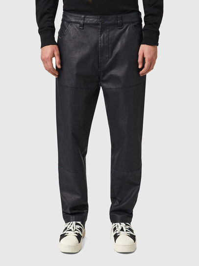 Diesel - D-Azerr 0AFAU, Black/Dark grey - Jeans - Image 1