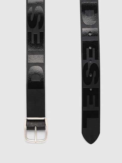 Diesel - BARBAR, Black - Belts - Image 4