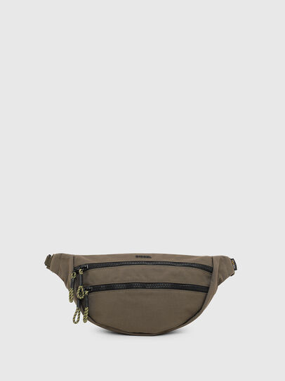 Diesel - F-URBHANITY BUMBAG, Military Green - Belt bags - Image 1
