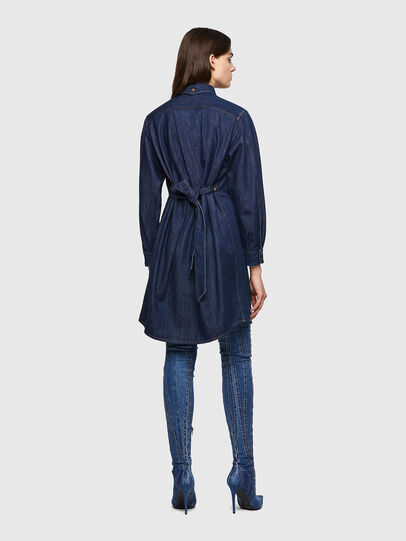 Diesel - DE-BLEURY-SP, Blue - Dresses - Image 2