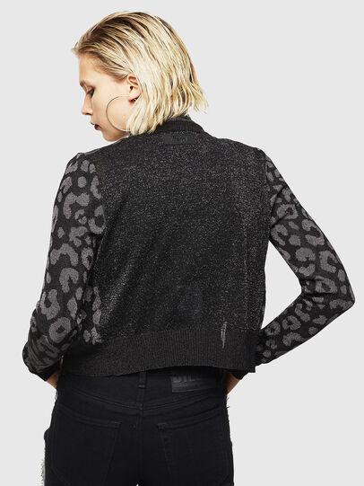 Diesel - M-SETTY, Black - Knitwear - Image 2