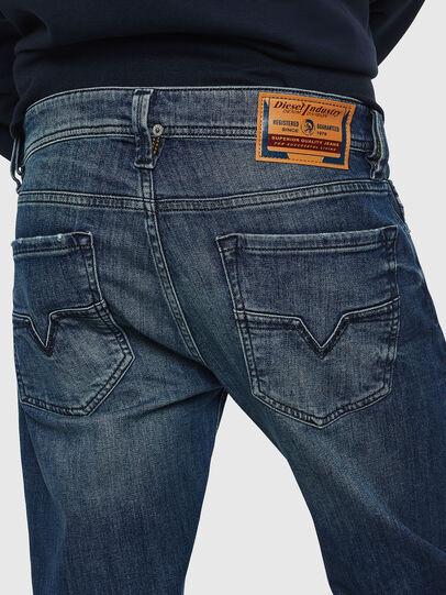 Diesel - Larkee CN025, Medium blue - Jeans - Image 4