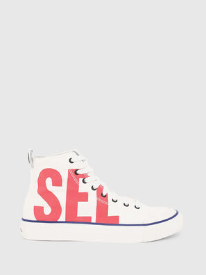 S-ASTICO MC W, White/Red - Sneakers