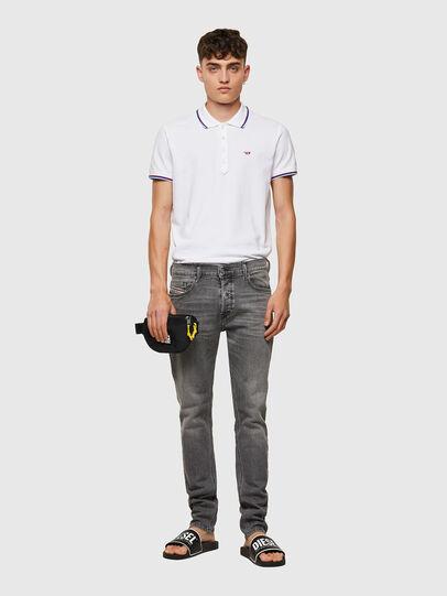 Diesel - D-Luster 09A10, Light Grey - Jeans - Image 5