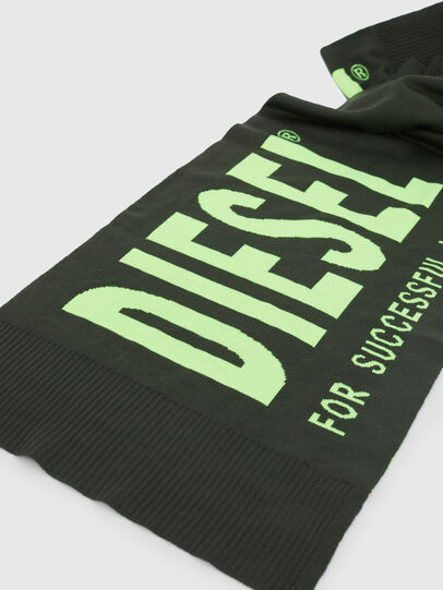Diesel - K-GUBO-C, Military Green - Scarf - Image 2