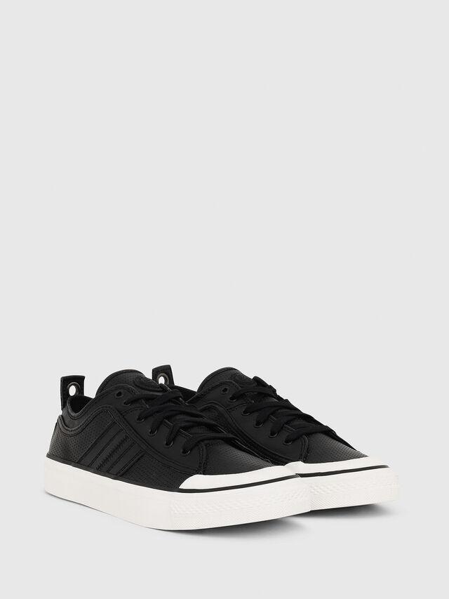 Diesel - S-ASTICO LOW LOGO, Black - Sneakers - Image 2