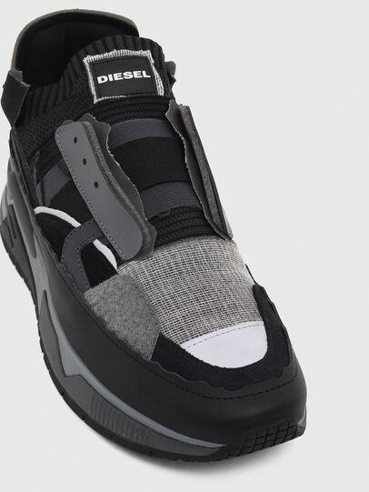 Diesel - S-BRENTHA DEC, Black/Grey - Sneakers - Image 6