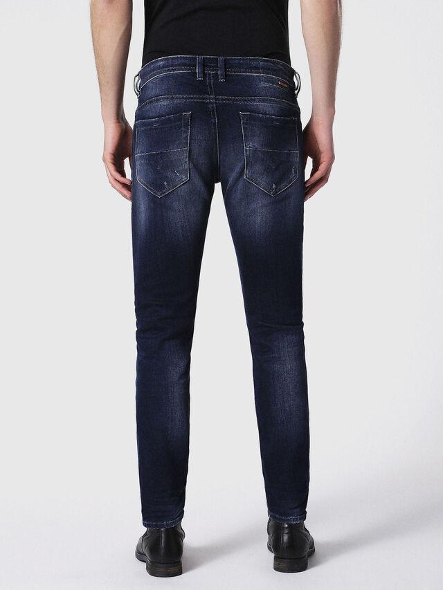 Diesel Thommer 0860L, Dark Blue - Jeans - Image 3