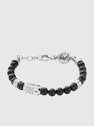 BRACELET DX0847, Black/grey