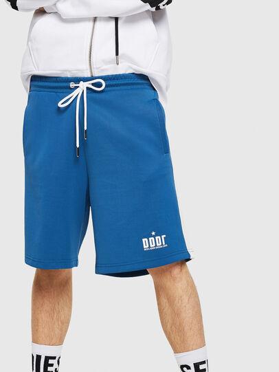 Diesel - P-MIKHAIL, Blue - Shorts - Image 1