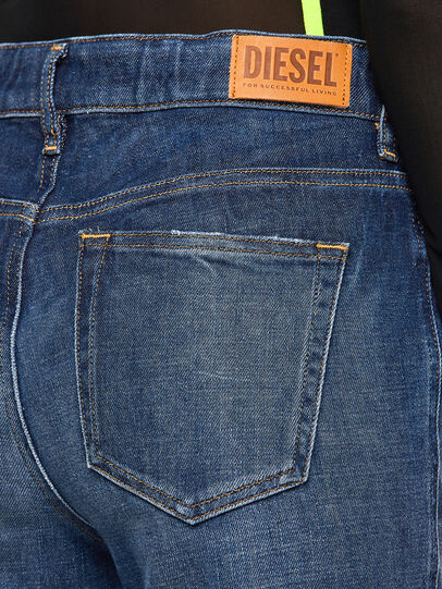 Diesel - D-Joy 009ET, Medium blue - Jeans - Image 3