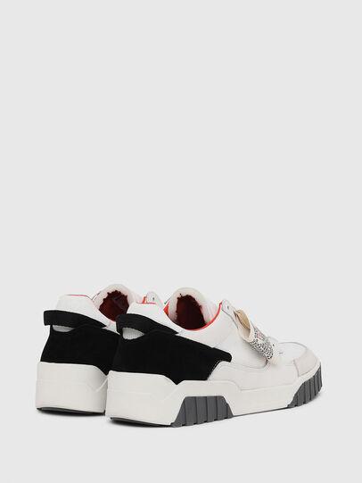 Diesel - S-LE RUA ON, White - Sneakers - Image 3