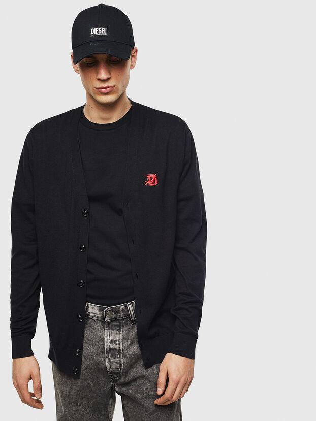 K-TRASS, Black - Knitwear
