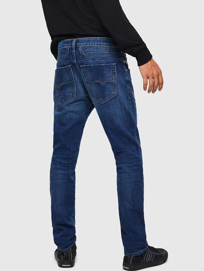 Diesel - D-Bazer 083AZ, Dark Blue - Jeans - Image 2