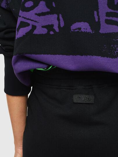 Diesel - O-NYUSHA-A, Black - Skirts - Image 3