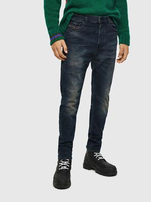D-Vider 084AU, Dark Blue - Jeans