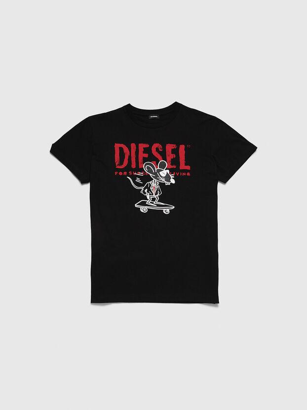 CL-T-DIEGO-1, Black - T-Shirts