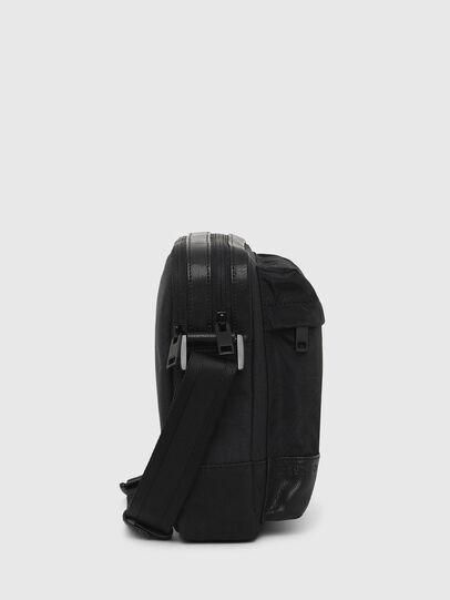 Diesel - YCROSS, Black - Crossbody Bags - Image 3