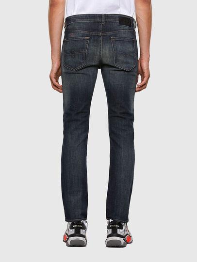 Diesel - Buster 009EP, Dark Blue - Jeans - Image 2