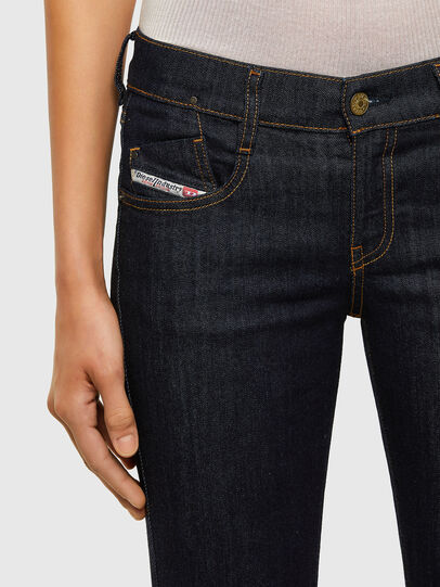 Diesel - D-Ebbey 069MX, Dark Blue - Jeans - Image 3