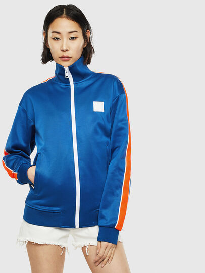 Diesel - S-CORTESS, Blue - Sweaters - Image 2