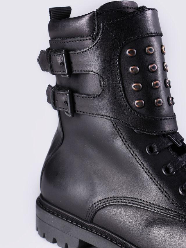 HB 9 BOOT YO, Black