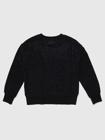 Diesel - SMAGDAD, Black - Sweaters - Image 2