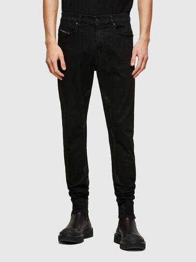 Diesel - D-Istort 069TI, Black/Dark grey - Jeans - Image 1