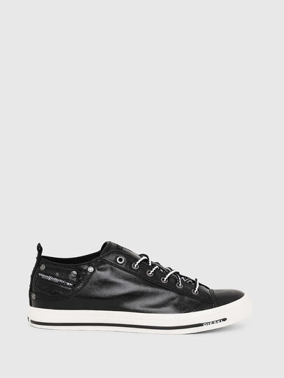 Diesel - EXPOSURE LOW I, Black - Sneakers - Image 1