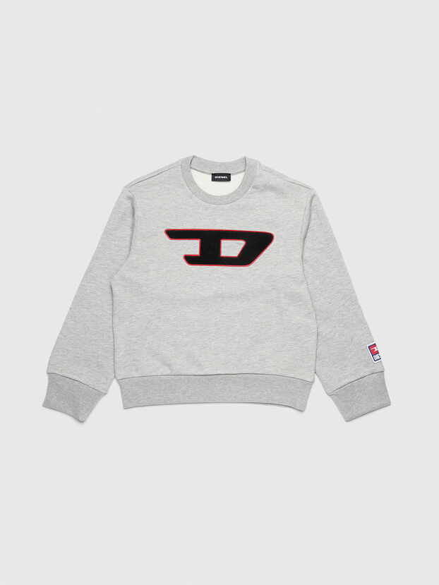 SCREWDIVISION-D OVER, Grey - Sweaters